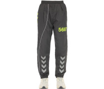 WILLY CHAVARRIA WOVEN PANTS