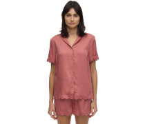 LVR SUSTAINABLE JANE PAJAMA SHIRT