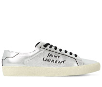 20MM HOHE LEDERSNEAKERS 'COURT CLASSIC'