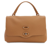 POSTINA PURA SMALL LEATHER BAG