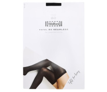FATAL OPAQUE NYLON STAY-UP STOCKINGS