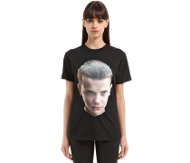 ELEVEN PRINTED COTTON JERSEY T-SHIRT