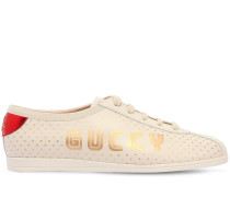 LEDERSNEAKERS 'FALACER GUCCY STARS'