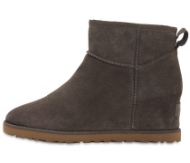 60MM HOHE STIEFEL AUS SHEARLING 'FEMME'
