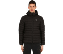 CERIUM LT NYLON DOWN JACKET