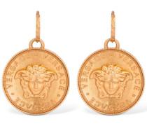 MEDUSA COIN EARRINGS
