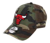 KAPPE MIT PATCH '9FORTY CAMOUFLAGE BULLS NBA'