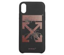"IPHONE X/XS-COVER AUS PVC 2ARACHNO ARROW"""