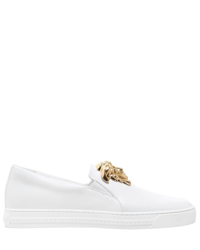 SLIP-ON-SNEAKERS AUS NAPPALEDER 'MEDUSA'