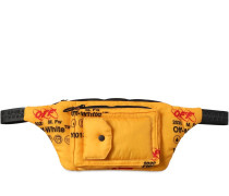 LARGE PRINTED NYLON INDUSTRIAL BELT BAG