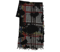 GEORGE CASHMERE & WOOL BLEND SCARF