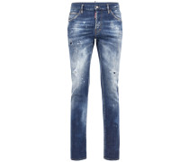 16.5CM JEANS AUS STRETCH-DENIM IM COOL GUY FIT