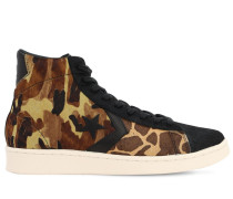 PRO LEATHER PONY SKIN SNEAKERS