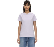 DENISE COTTON JERSEY T-SHIRT
