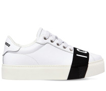 40MM HOHE LEDERSNEAKERS 'TENNIS ICON '