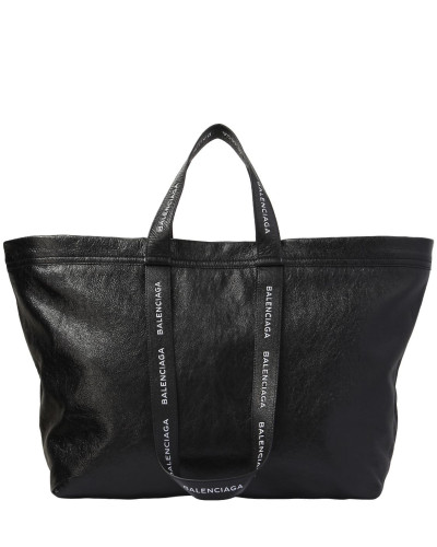 Balenciaga Herren MAXI TOTE AUS LEDER 'SHOPPING' Verkauf Klassische Verkauf Heißen Verkauf 2TwvUwQxJB