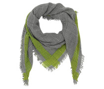 CASHMERE PRINCE OF WALES SCARF