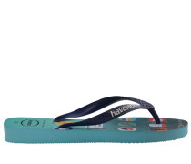 FLIPFLOPS AUS GUMMI 'TOP MOOD'