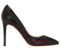 100MM PIGALLE NAPPA LEATHER PUMPS