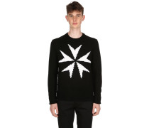 STAR WOOL KNIT PULLOVER