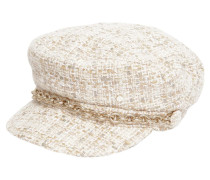 NEW ABBY TWEED CAPTAIN'S HAT