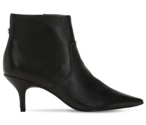 60MM ROME LEATHER BOOTS