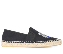 10MM COTTON CANVAS ESPADRILLES