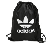 TREFOIL DRAWSTRING BACKPACK