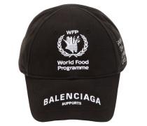 BASEBALLKAPPE AUS BAUMWOLLE 'WORLD FOOD'