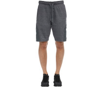 PROJECT ROCK TERRY SWEAT SHORTS