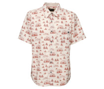 SYROCCO PRINT SHORT SLEEVE SHIRT