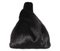 MINI FURRISSIMA MINK FUR BAG