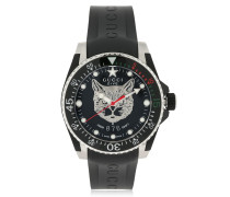 DIVE LEATHER WATCH