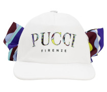 PRINTED LOGO BASEBALL HAT