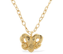 ARIES CHARM LONG NECKLACE