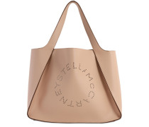 ECO SOFT LASER PERFORATED LOGO TOTE BAG