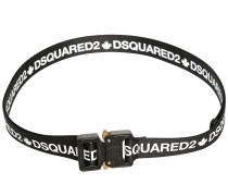 25MM LOGO PRINTED BELT