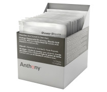SHOWER SHEETS CLEANSING WIPES