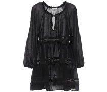 SOFIA BAMBOO VISCOSE BLEND DRESS