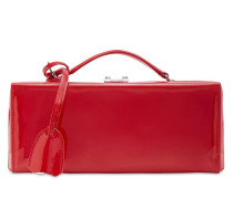 GRACE LUNGO LEATHER TOP HANDLE BAG