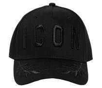 ICON COTTON CANVAS BASEBALL HAT