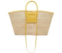 LE GRAND PANIER SOLEIL STRAW BAG