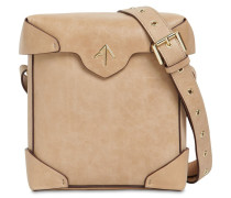 MINI PRISTINE LEATHER SHOULDER BAG