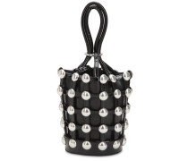 MINI LEDERTASCHE 'ROXY CAGE'