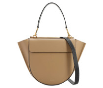 MEDIUM HORTENSIA LEATHER BAG