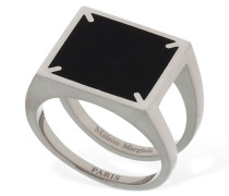 ENAMELED THICK RING
