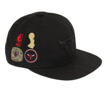 KAPPE MIT PATCH '9FIFTY BULLS NBA'