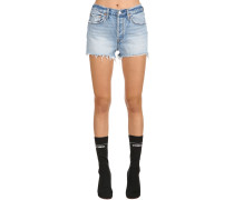 SHORTS AUS DENIM MITZ FRANSEN '501'