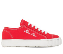 20MM COTTON CANVAS SNEAKERS