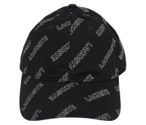 ALL OVER LOGO COTTON BASEBALL HAT